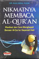 Nikmatnya Membaca Al-Quran | RBI