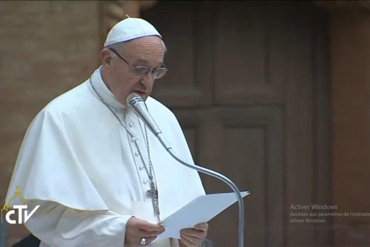'Nguyện xin Chúa Giê-su Sống lại giữ vững anh chị em' (Đức Thánh Cha nói với những người ở Mirandola, người thân của những nạn nhân của động đất)