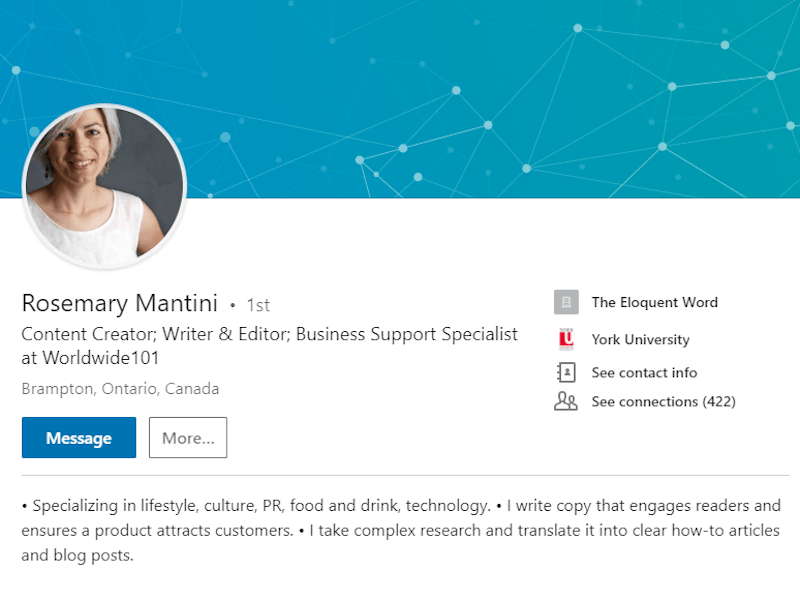Linkedin virtual assistant