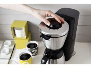 koffiesterkte instellen
