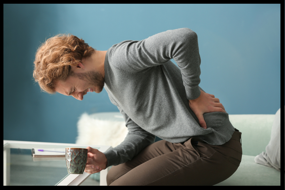 severe backpain