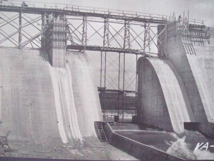 fatos históricos da Represa Salto Grande de Americana