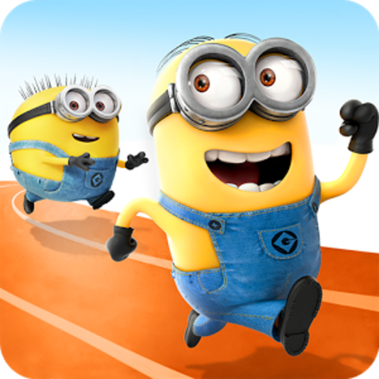 Image result for minion running