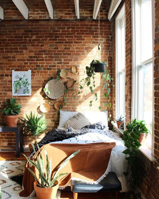 Add Some Plants Around The Bed
