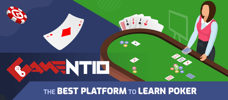 Gamentio - The Best Online Platform to Learn Poker