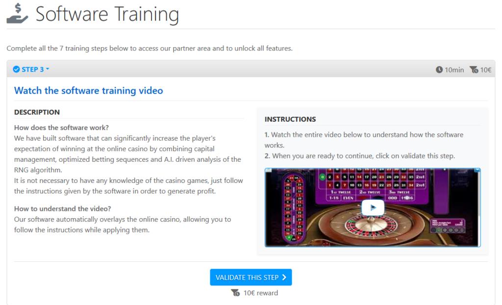 sourcecash.net - trainingsvideo