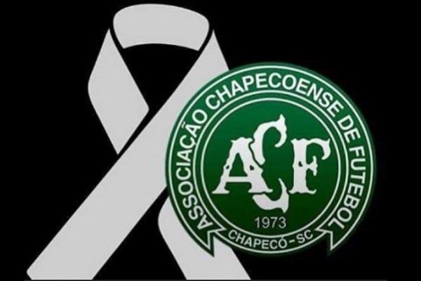 Solidariedade à Chapecoense