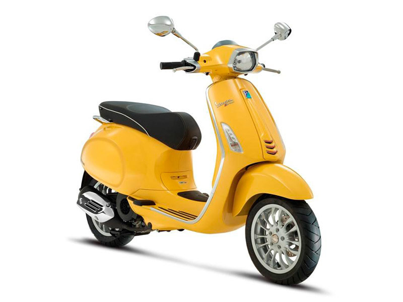 Piaggio Vespa 125cc