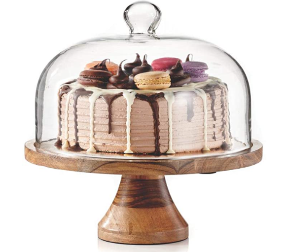 cake stand amazon gift ideas for foodies and cooks