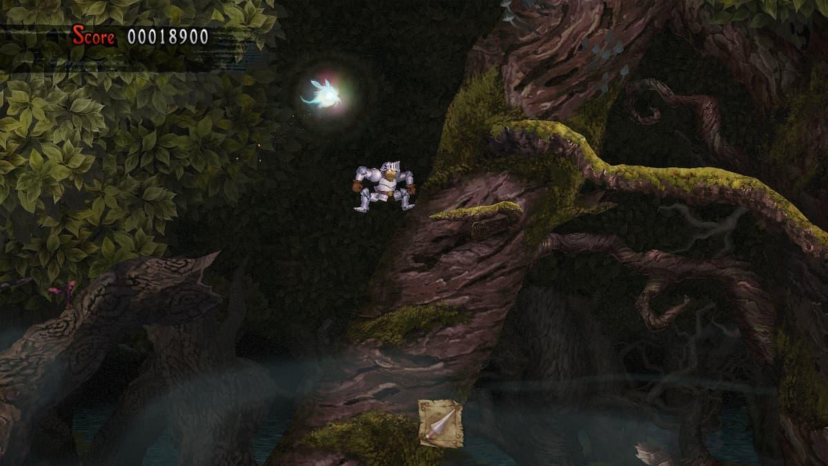 Ghosts 'n Goblins Resurrection Graveyard Bee 4