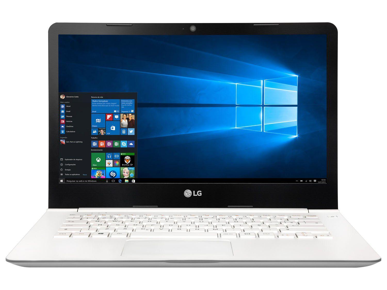 Imagem de Notebook da marca LG do modelo Ultra Slim 14U360