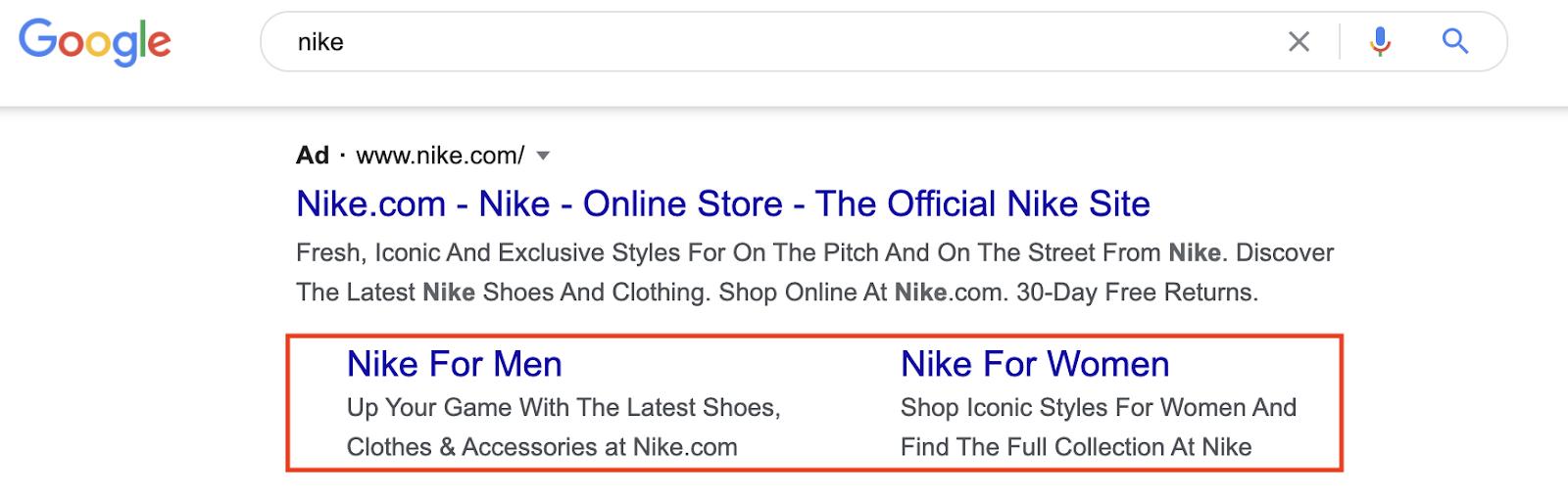 Rich Google Ads