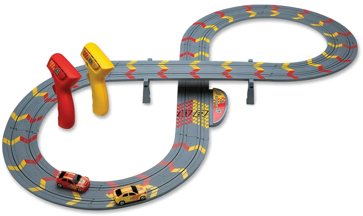 Bubblare 1: My First Scalextric Set 1:64