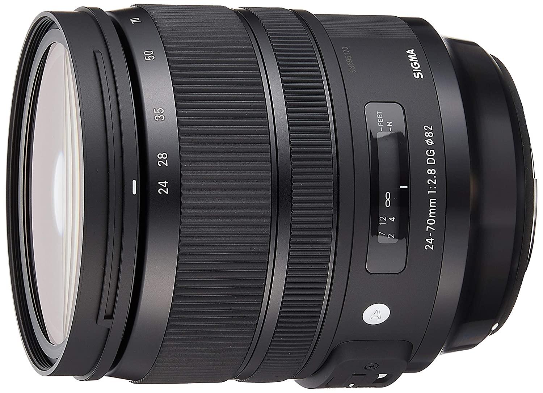 Sigma 24-70mm F/2.8 DG OS HSM Art Best Lenses For Camera In India