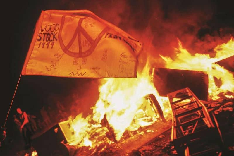Woodstock '99: Peace, Love, and Rage' Documentary Coming to HBO -  WealthKingdom