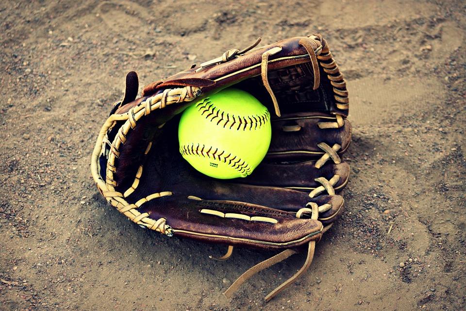 Softball, Outside, Ball ...