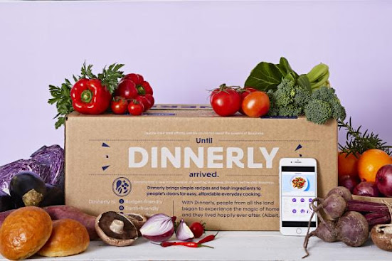 Dinnerly meal-kit brand launches new app - Food & Drink Business