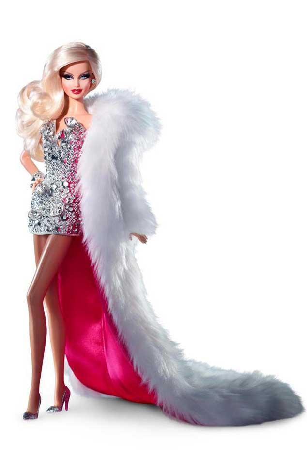 Barbie Kim Cương
