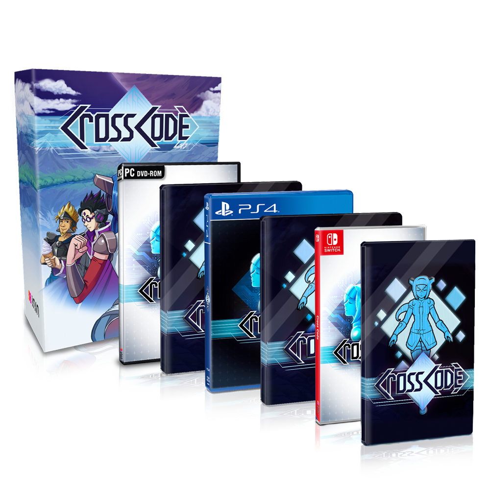 CrossCode CE for PS4, NSW & PC