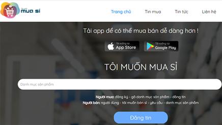 Tôi muốn mua sỉ - App đặt mua mỹ phẩm nội địa Trung Quốc