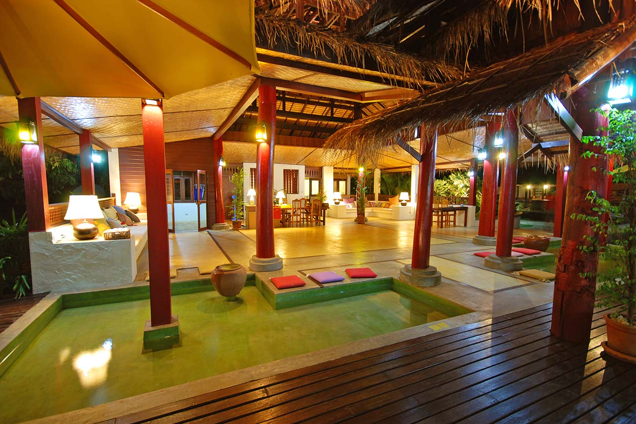 Lobby of Pai Hotspring Spa Resort | Thailand Insider