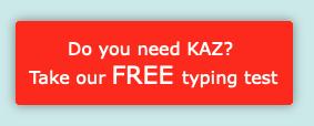 KAZ Free Test button