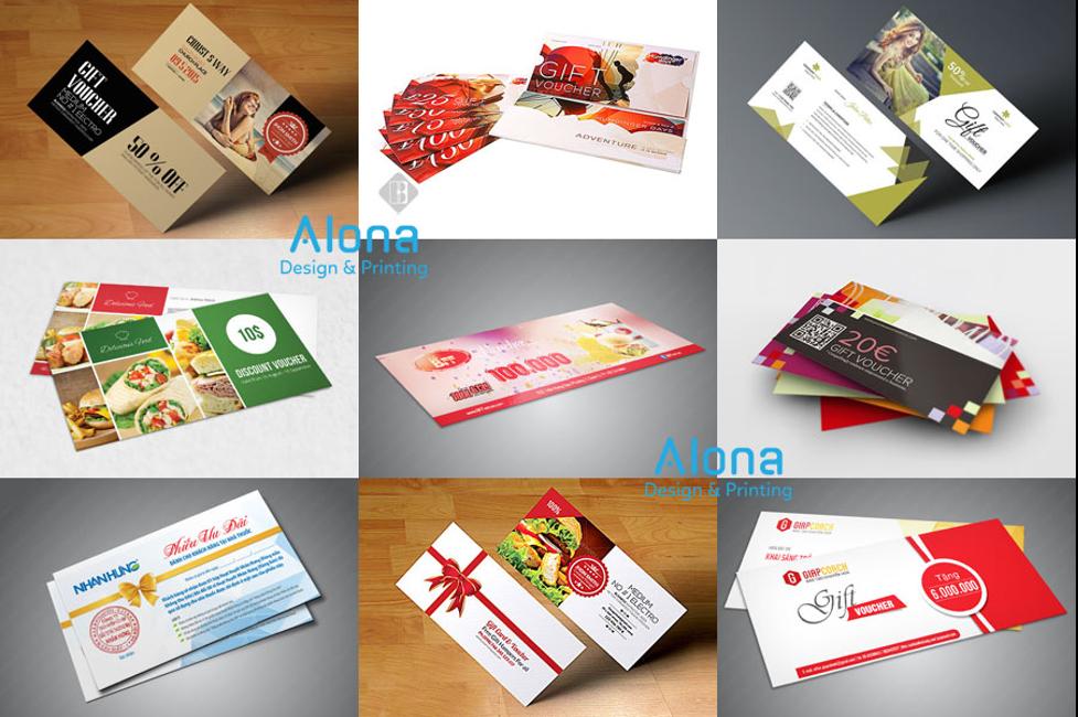 Công ty in quảng cáo cung cấp đa dạng dịch vụ - Alona