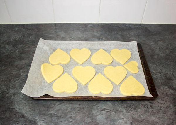cookies 4 طرز تهیه شیرینی قلبی روز ولنتاین + آموزش تهیه کوکی قبلی و عاشقانه