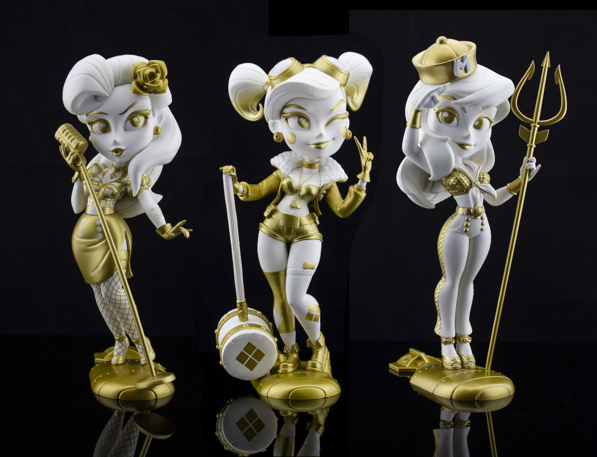 Golden Goddess DC Bombshells: Series 3