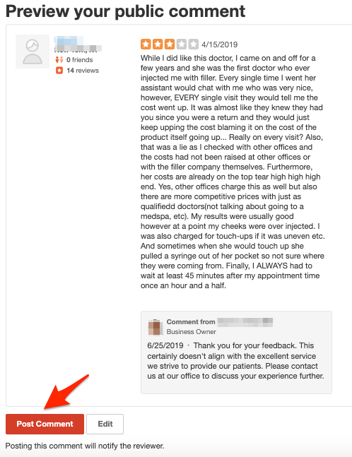 How to Respond to Negative Yelp Reviews 5