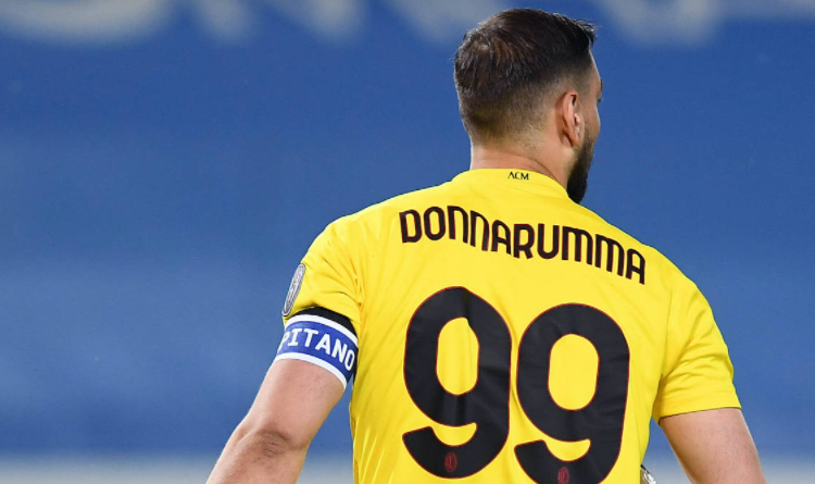 The 22-year-old wore his lucky number '99' and was a vice-captain of the team