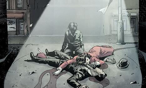 Image result for batman crime alley