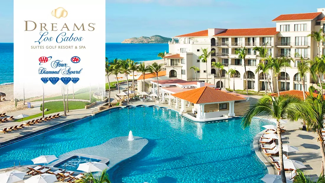 Dreams Los Cabos Suites Resort