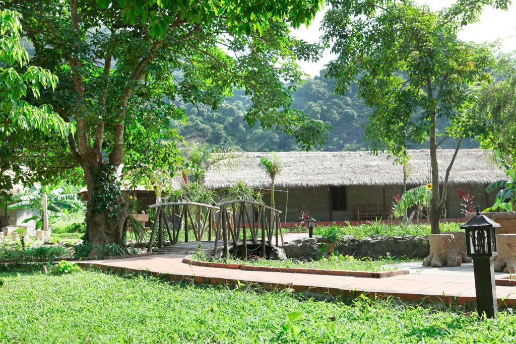 Khu nghỉ dưỡng gần Hải Phòng Whisper Nature Bungalow & Resort