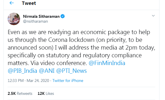 Nirmala_Sitharaman-tweet-on-Income-tax-return-filing-date-extended-tojune-30