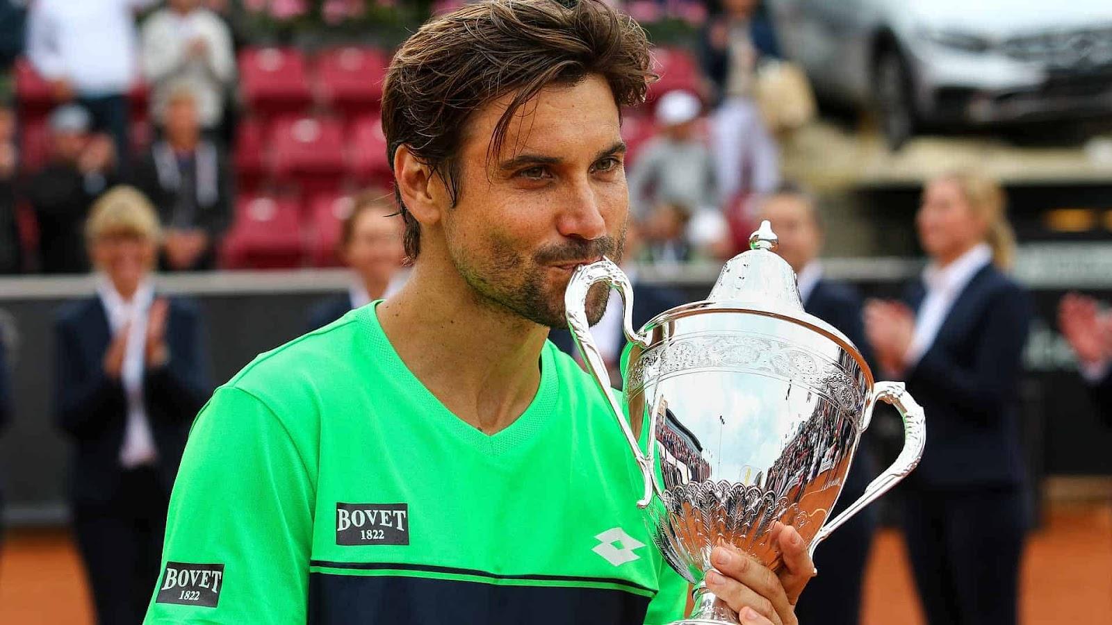 David Ferrer hiện đã nghỉ thi đấu.