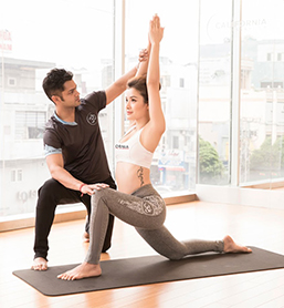 Chuyên gia Yoga