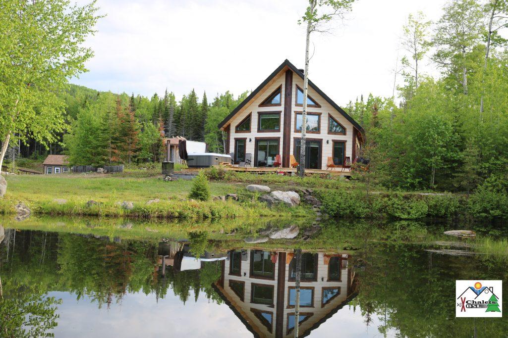 cottages for rent in Bas-Saint-Laurent #1