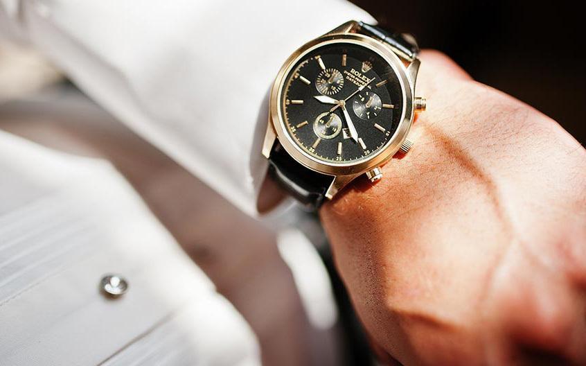 Đẳng cấp được thể hiện qua sản phẩm đồng hồ Thụy Sỹ