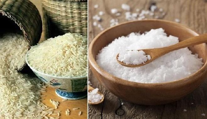 Hướng dẫn cách làm bùa yêu bằng muối và gạo