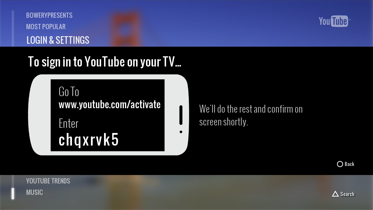 New YouTube app hits Sony PS3