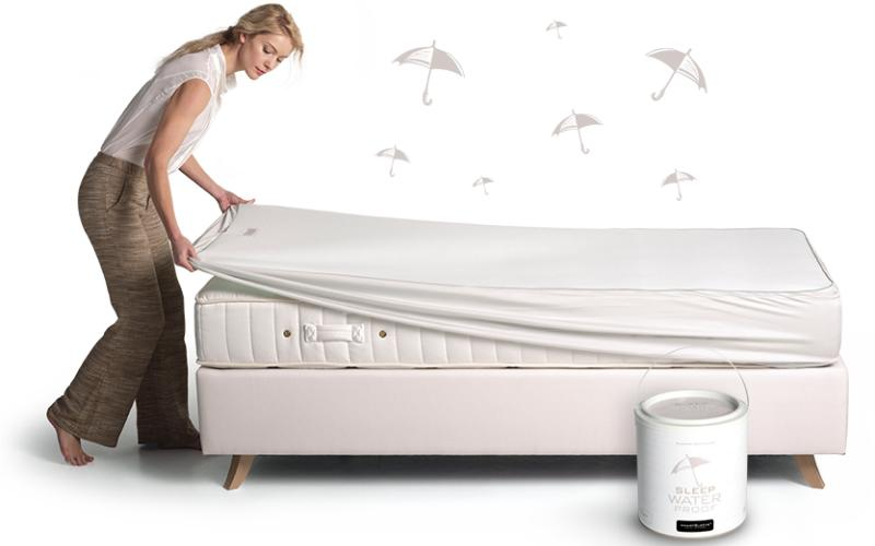 smartsleeve waterproof mattress-friendly - Can the dog go to bed?