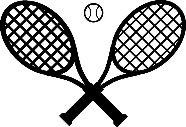 Tennis, Racchette, Palla