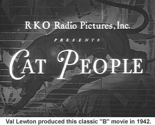 Cat People title screen.