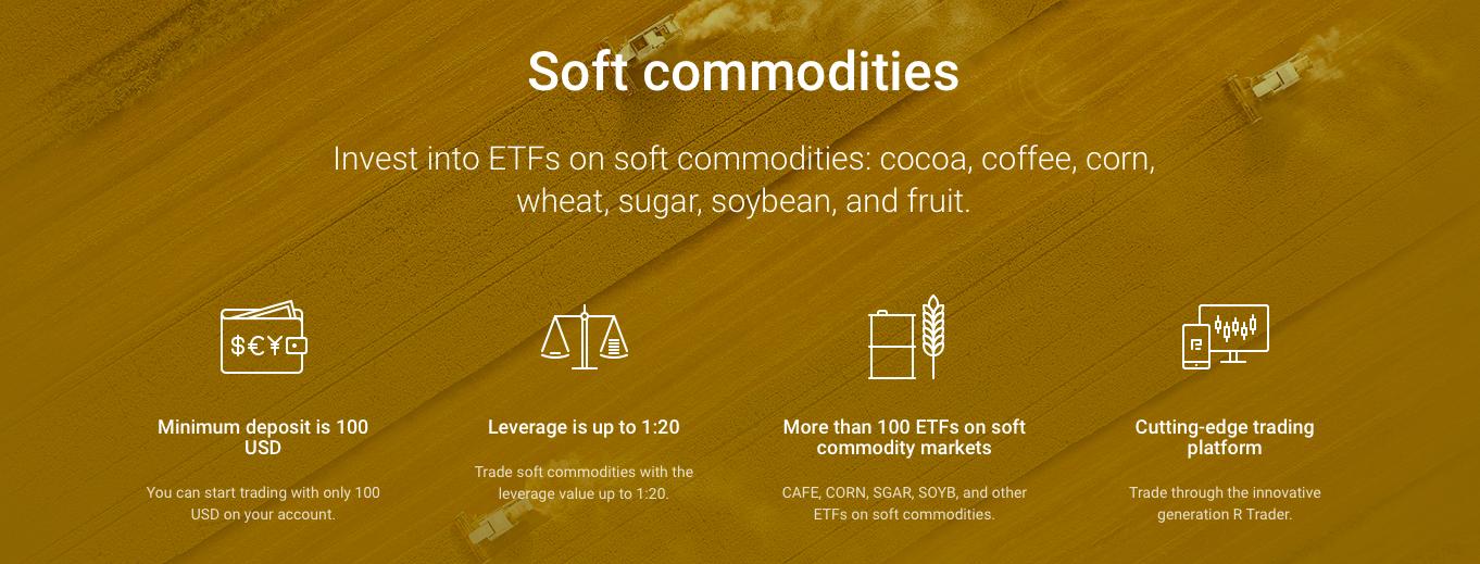 roboforex commodities