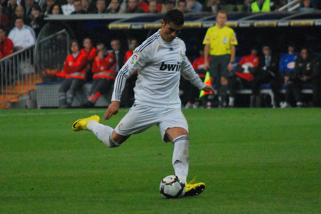 Cristiano Ronaldo  (advanced soccer moves)