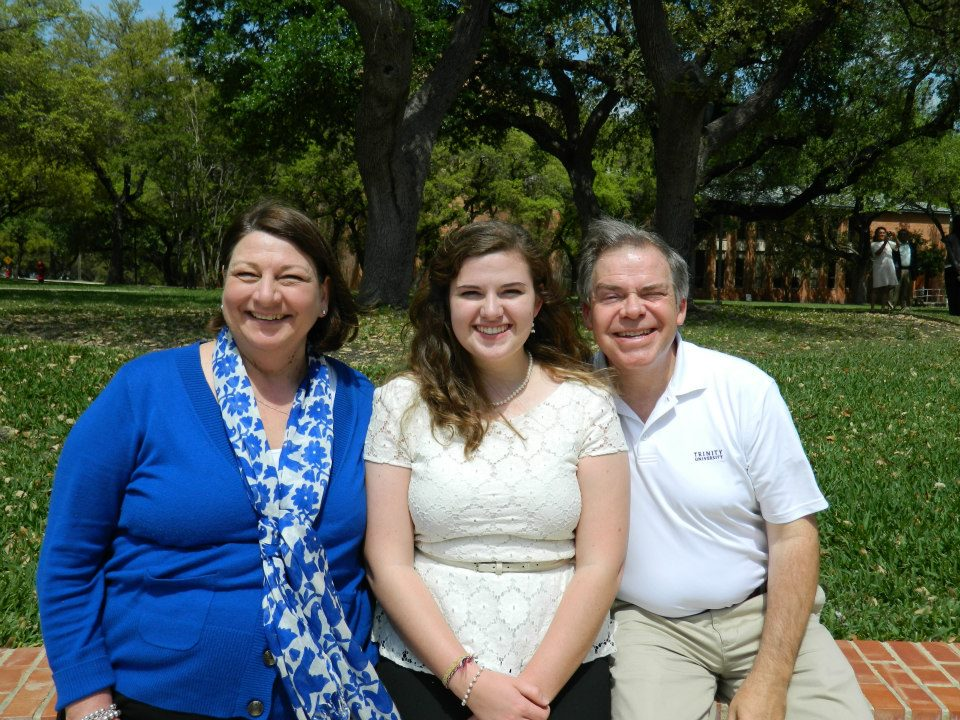 Trinity University's Everts Family