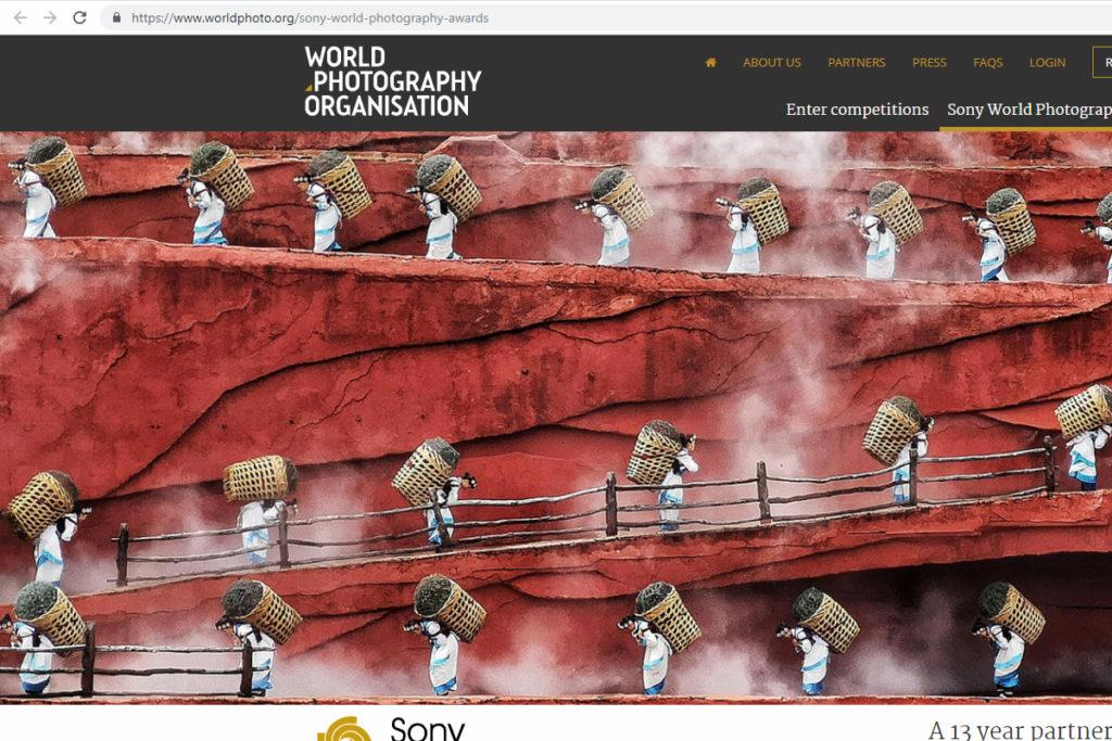 sony photos contests