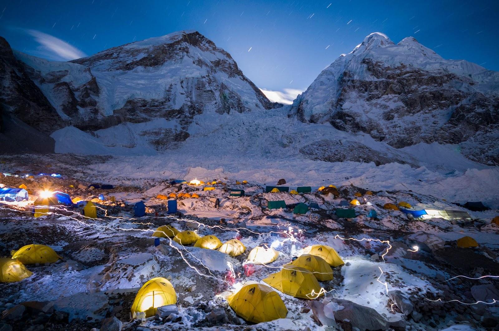 Pic: Everest Base Camp