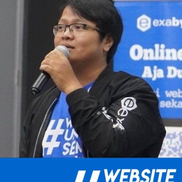 Agung Sukariman sebagai MarketingFest Speaker